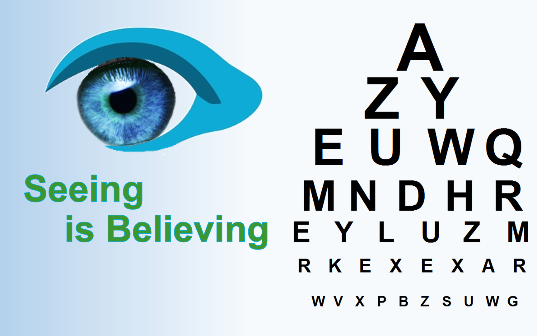 3acd793100 Seeing is Believing - Sunset Church of Christ in Springfield MO